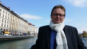 English teacher Geneva